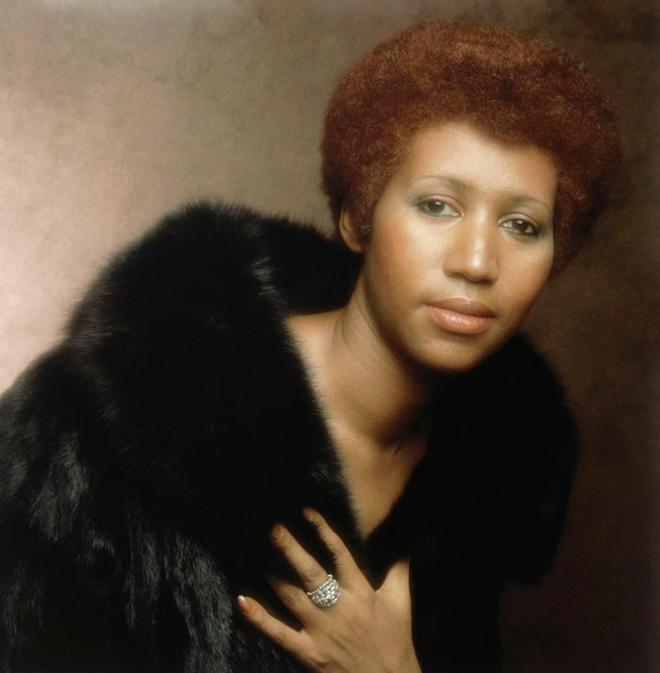 "Aretha Franklin,""Let Me in Your Life,"" 1974"
