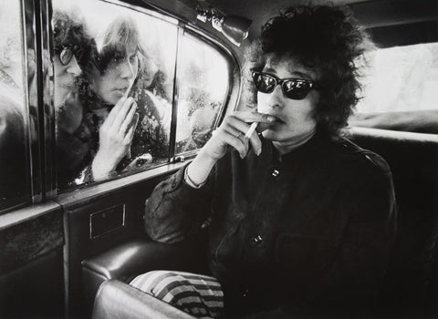 "Bob Dylan ""With Fans"""