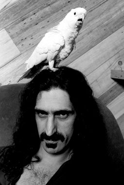 Frank Zappa, Los Angeles, CA, 1979