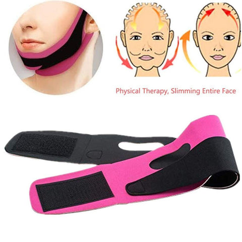 """Snatched"" Face slimming Belt"