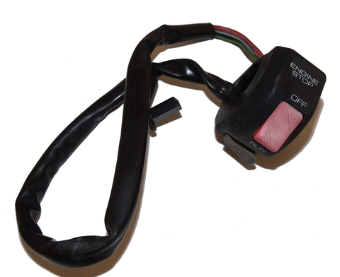 Yamaha Diversion 600 Stop Start Kill Switch
