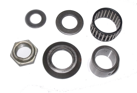 Kawasaki GT550 Clutch Basket Parts
