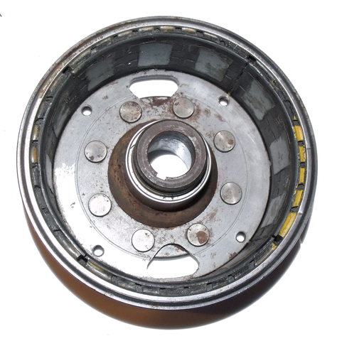 Rotax Magneto Flywheel  Harley-Davidson MT 350, Armstrong MT 500