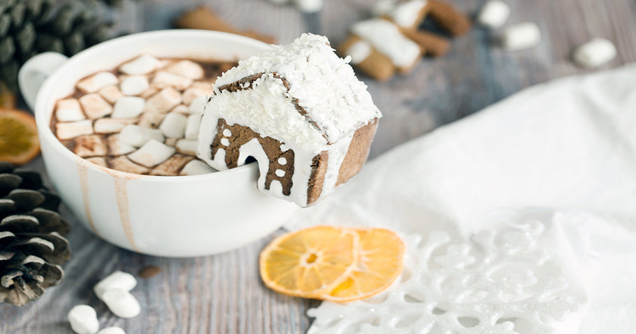 Happy National Gingerbread House Day!