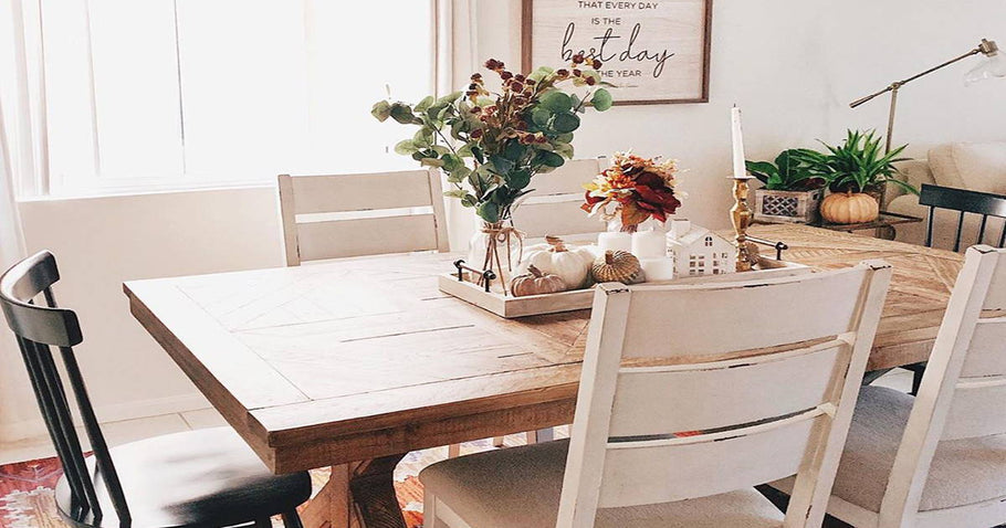 5 Ways to Welcome Fall Into Your Home