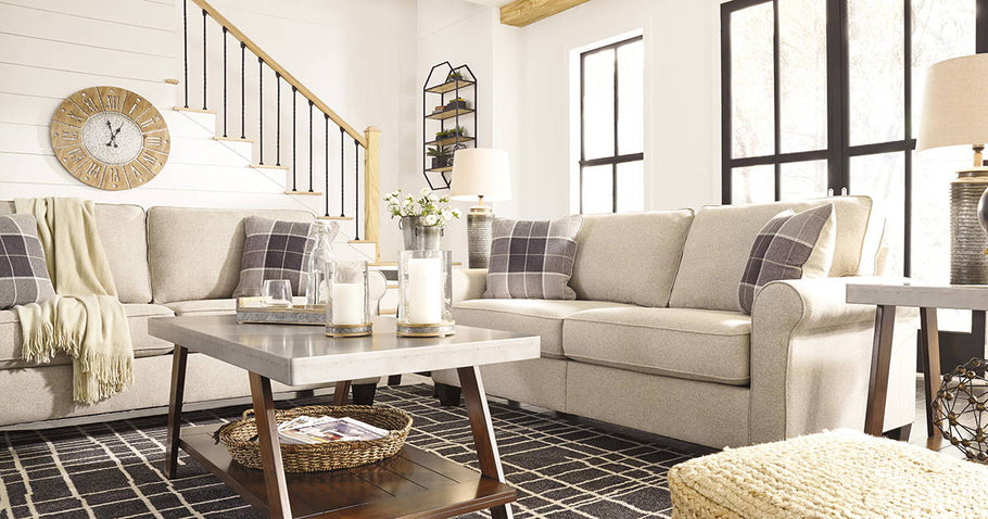 How To: Make Your Small Living Room Look Larger