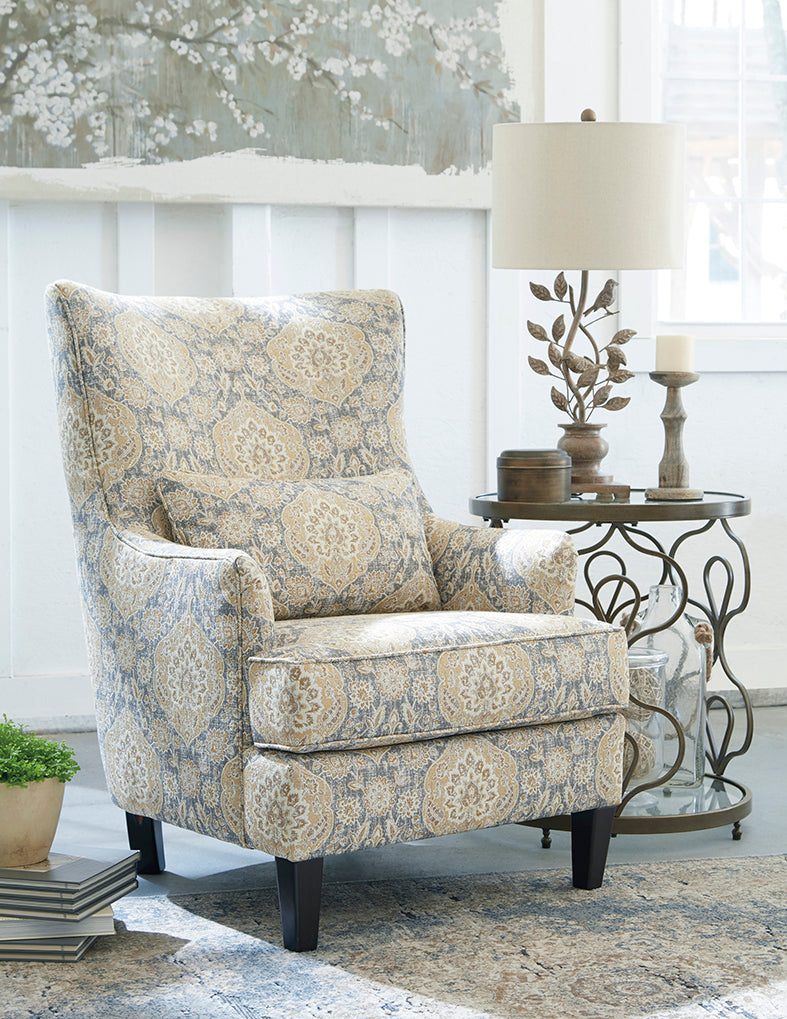 white family product living chair furniture monarkey room accent staging off home and chairs photography