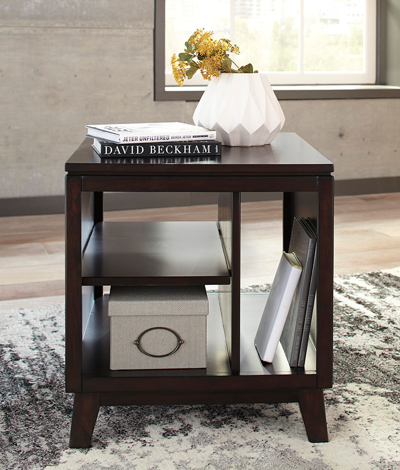 If You Space Lacks Storage, Opt For End Tables With Extra Shelves Or A  Drawer To Tuck Away Your Books, Snacks Or Additional Items That Make Your  Reading ...