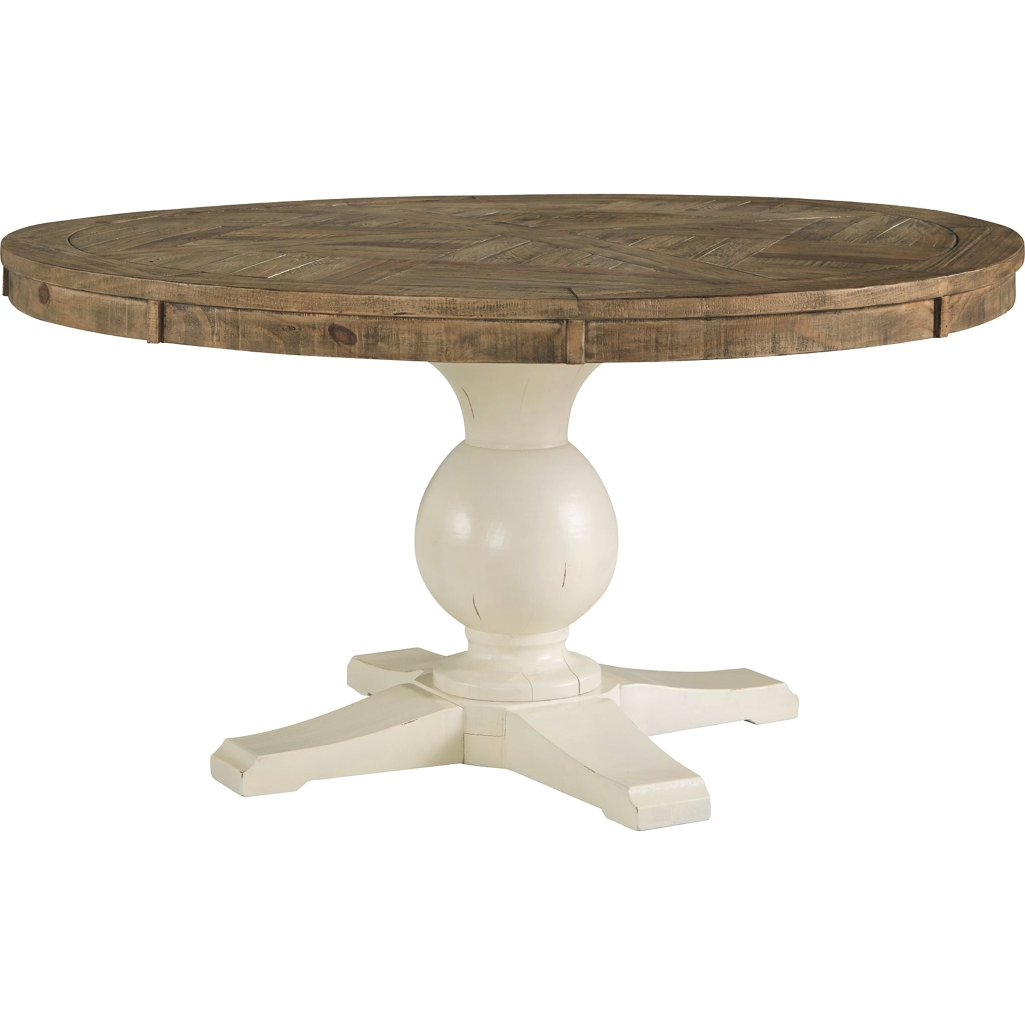 Picture of: Grindleburg Round Dining Table Ashley Homestore Canada