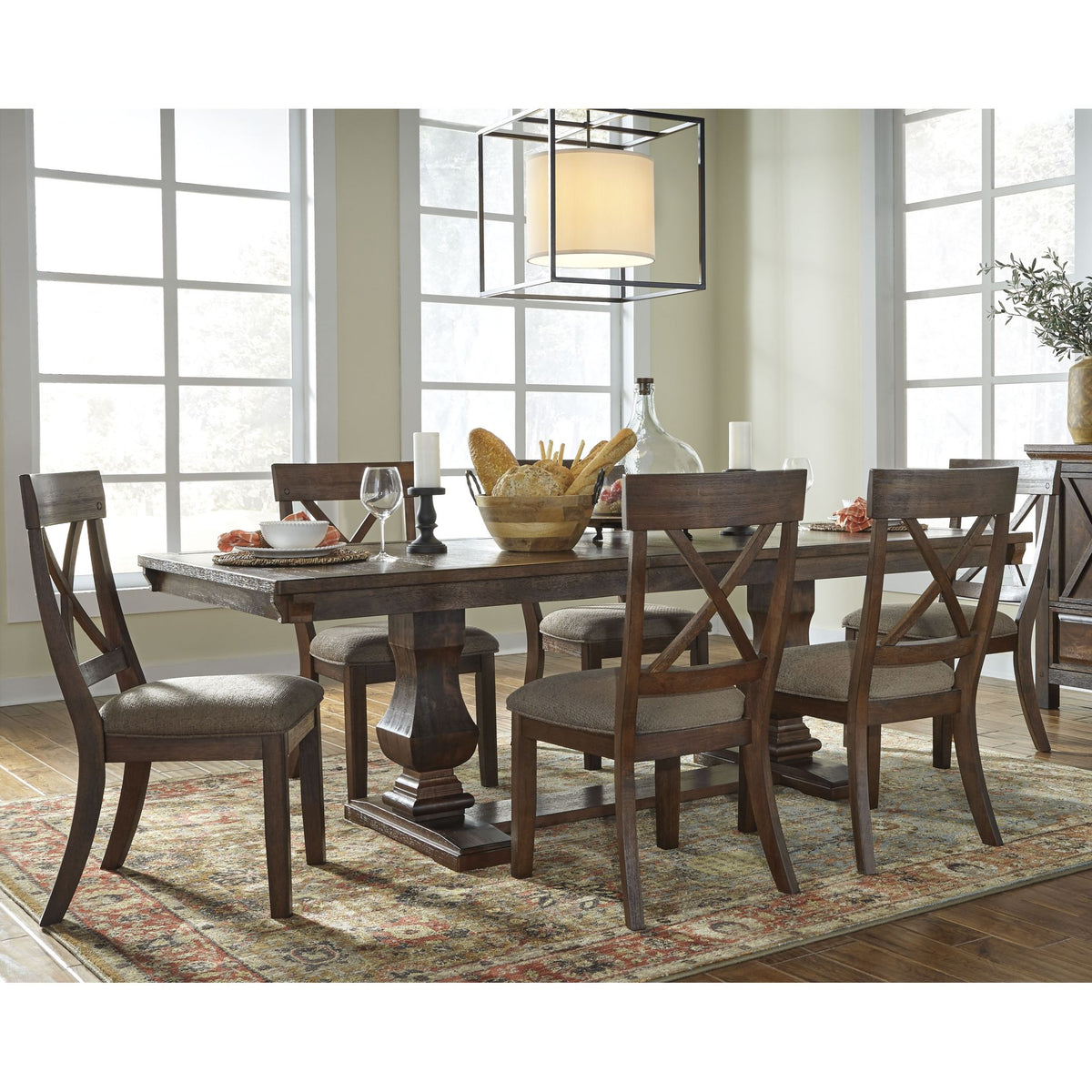 Windville Exclusive Extension Dining Table Ashley Homestore Canada
