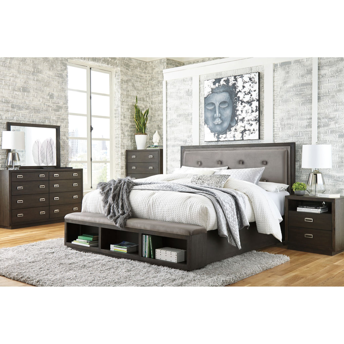 Picture of: Hyndell 3 Piece Storage Bed Ashley Homestore Canada