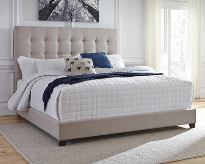 Dolante Upholstered King Bed