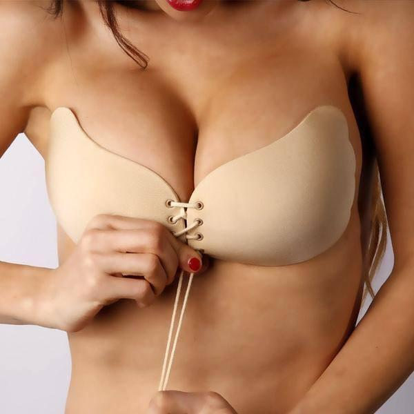 Invisible Goddess Push Up Bra