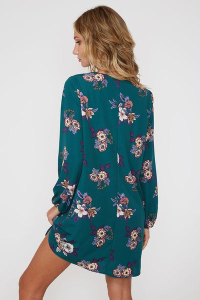 Hunter Floral Dress