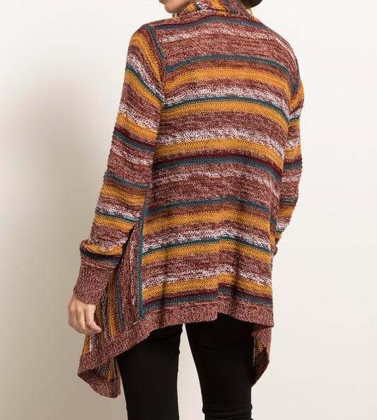 Chill In The Air Cardigan