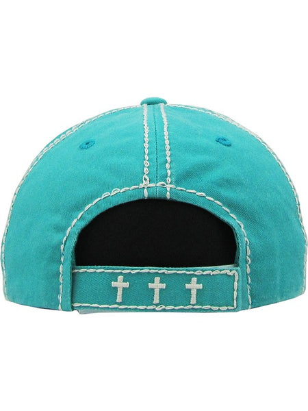 Jesus Loves This Hot Mess Ball Cap