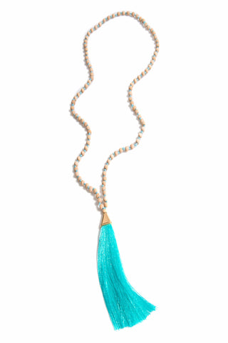 Turquoise Bali Necklace