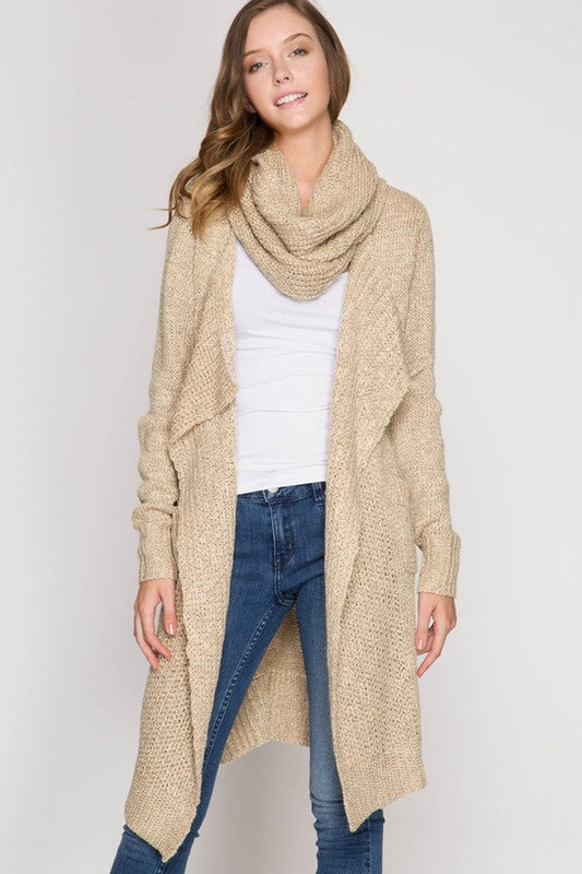 Wrap Me Up Cardigan