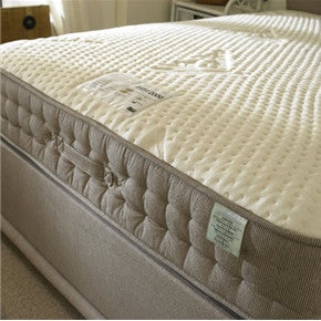 Jade 3000 pocket sprung hand Stitched Mattress Memory Foam top - BESPOKEZ
