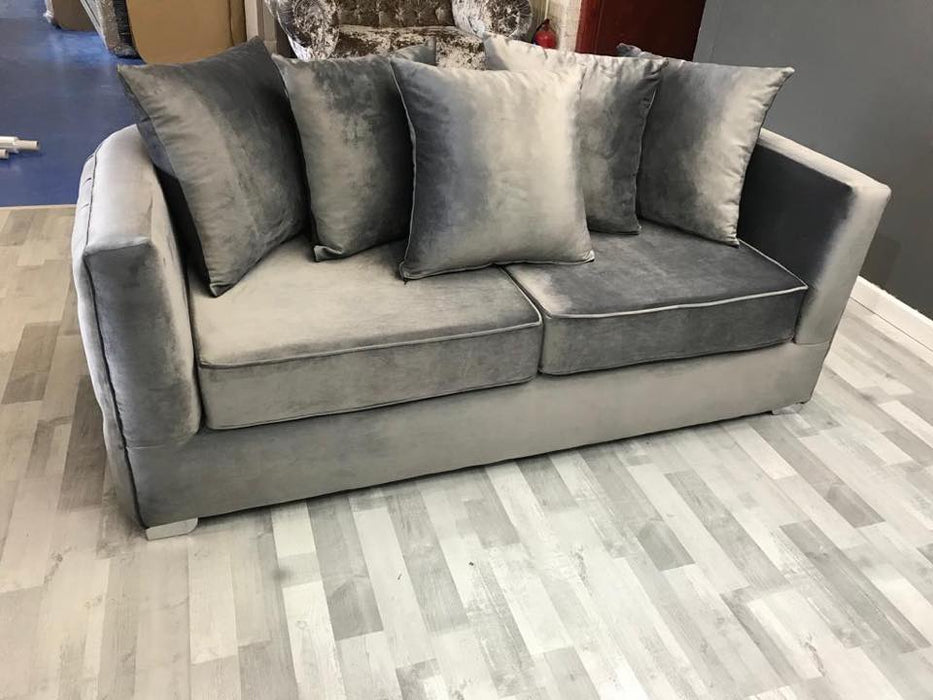 Arianna Premier Corner Sofa 9ft by 9ft - Furniture Imports LTD