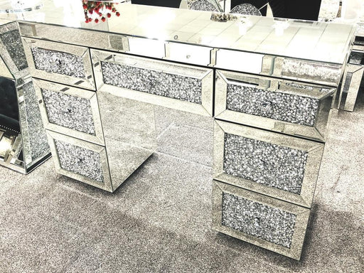 Crushed Diamond Double Dresser