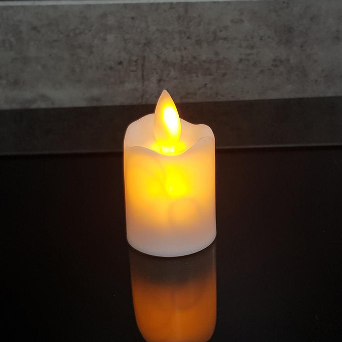 Crystal LED Candle Small - Furniture Imports LTD