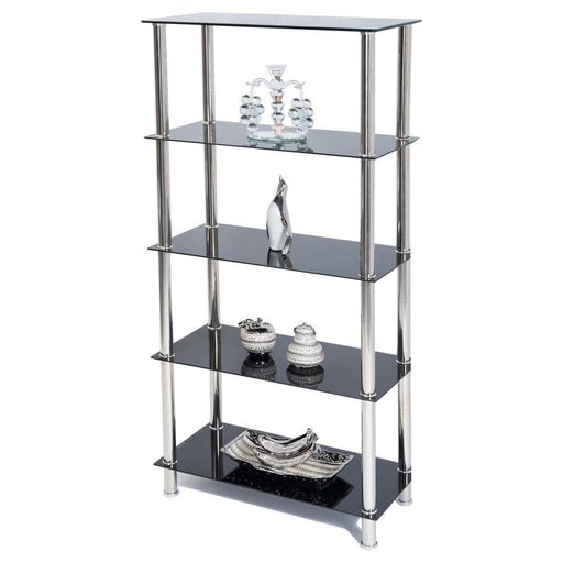 Crystal Shelving Unit