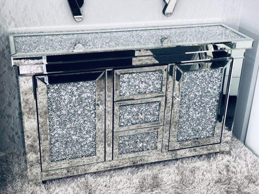 Crushed Diamond Sideboard