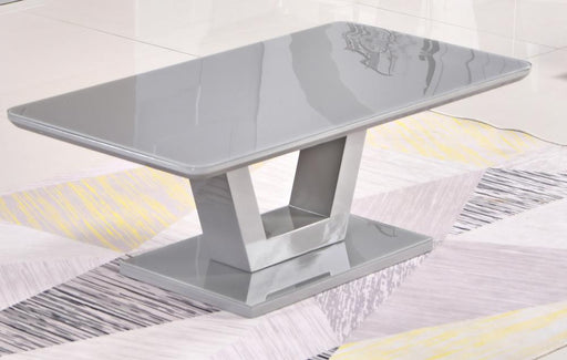 Tenerife Grey Coffee Table - Furniture Imports LTD