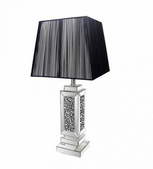 Crushed Diamond Table Lamp