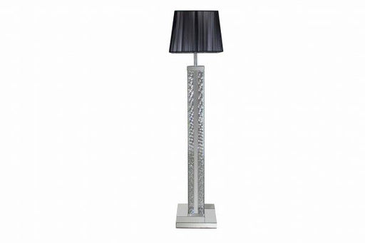 Floating Diamond Floor Lamp