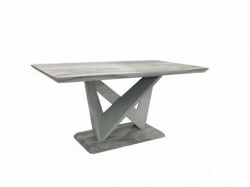 Georgia Coffee Table (Marble Effect) - Furniture Imports LTD