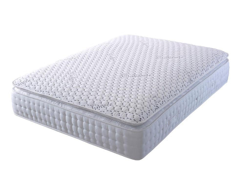 President 3000 pocket sprung wool mattress