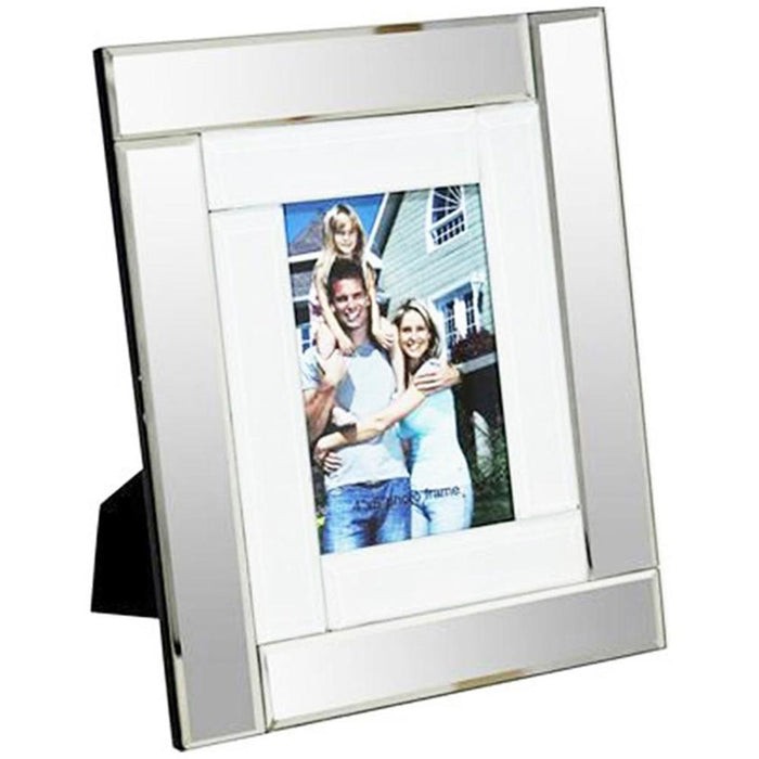 London White Photo Frame - Furniture Imports LTD