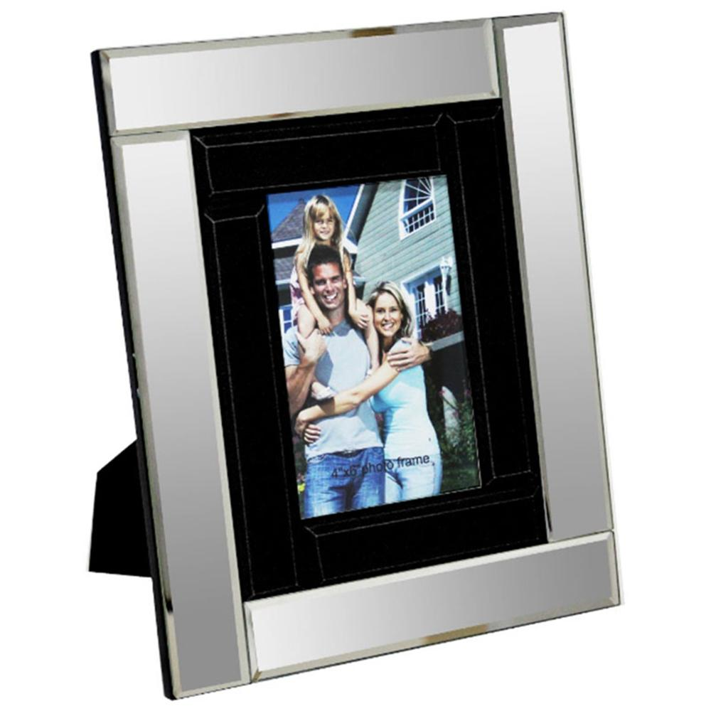 London Black Photo Frame - Furniture Imports LTD