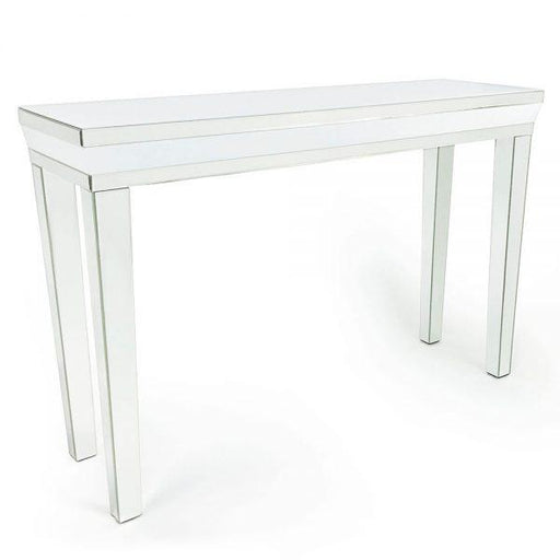 London White Console Table - Furniture Imports LTD