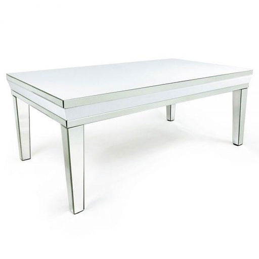 London White Coffee Table - Furniture Imports LTD
