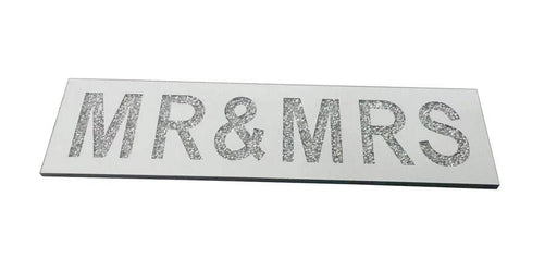 MR & MRS WALL FRAME