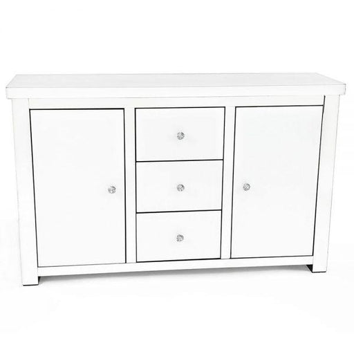London White Sideboard