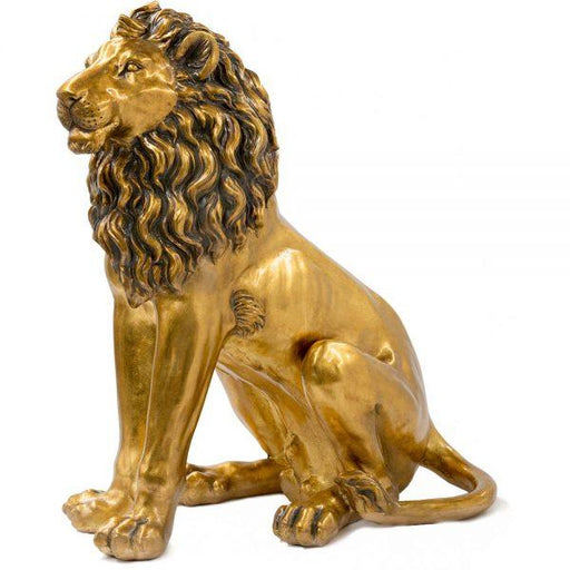 Antique Silver Lion - Furniture Imports LTD
