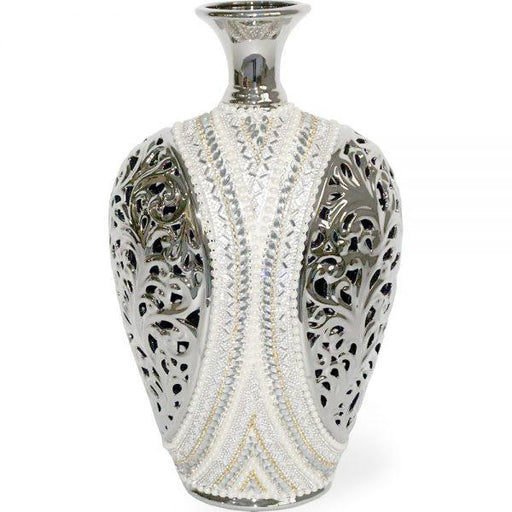 Sicillian Medium Vase - Furniture Imports LTD