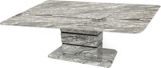 Roseberry Coffee Table (Marble Effect) - Furniture Imports LTD