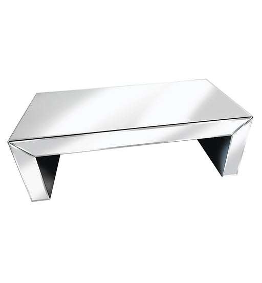 Supreme Mirrored Furniture – Coffee Table Cube design - BESPOKEZ