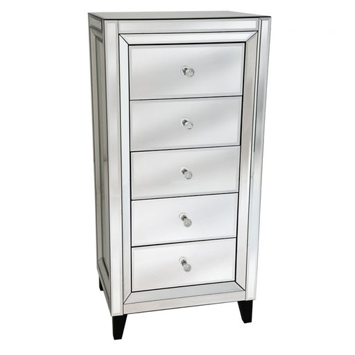 Tall Chest with 5 Draw - Mayfair - BESPOKEZ