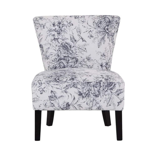 Austen chair boudoir style bedroom chair