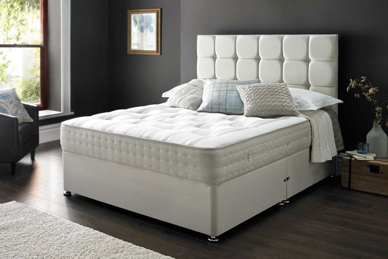 cube Divan Draw bed double kingsize queen size single