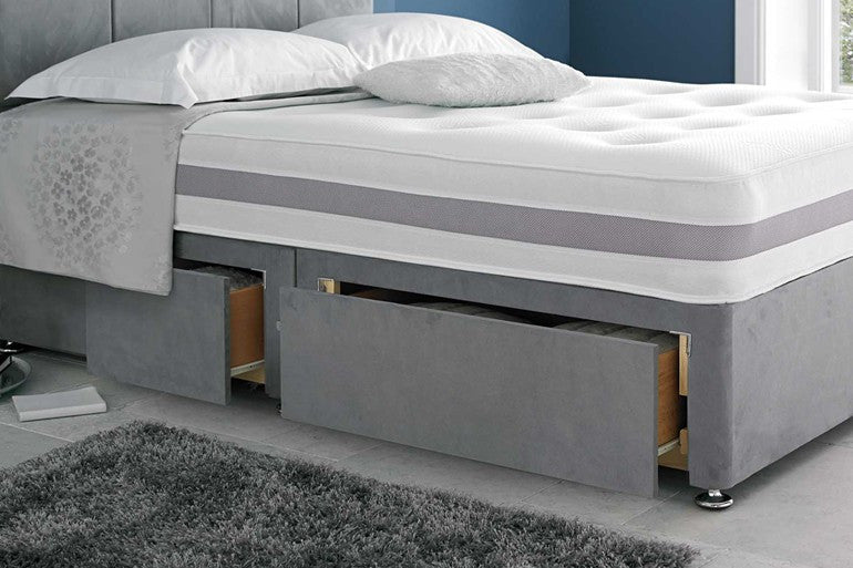 Maddison Divan Draw bed double kingsize queen size single