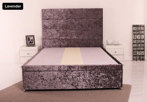 Katie Divan Draw bed double kingsize queen size single