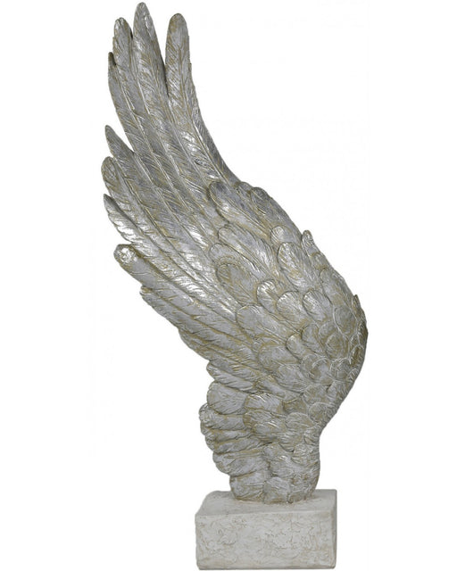 Mother Of Pearl Right Angel Wing Decoration - BESPOKEZ