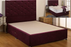 Elegance Divan With/Without Draws Chenille Fabric